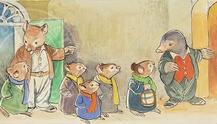 The Wind in the Willows, Moley